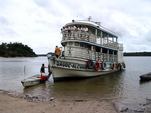 Barco Saúde