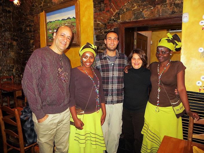 Africa Cafe 2